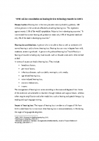 Hearing aids consultation background note